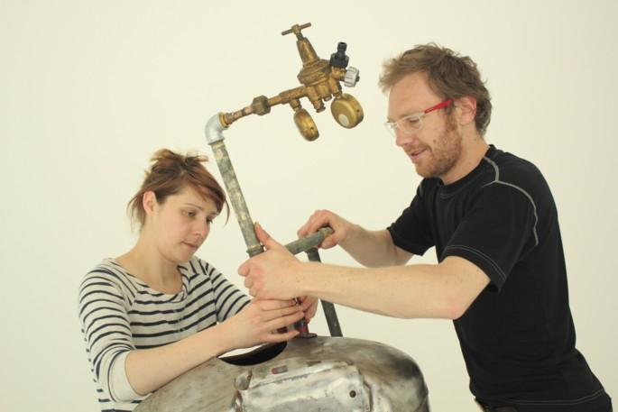 Aufbau der Arbeiten zum Muthesius Preis 2012