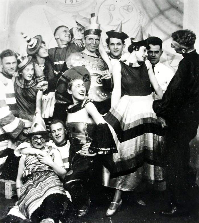 Hochschule im Bild: Kostümfeste